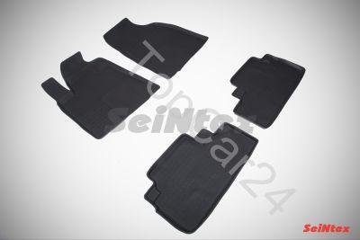 Салонные резиновые коврики Toyota Highlander II (Тойота Хайлендер 2)