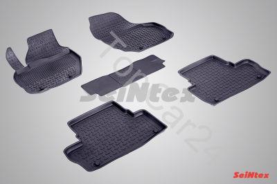 Резиновые коврики с высоким бортом для Volvo XC-60