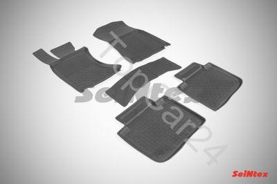 Резиновые коврики в салон Lexus GS IV (AWD)