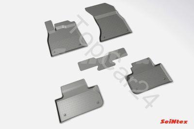 Резиновые коврики Audi Q5 2017->