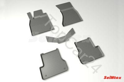 Коврики резиновые с бортиками AUDI A7 (4G)