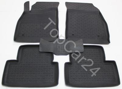 Коврики резиновые Seintex для Opel Astra J