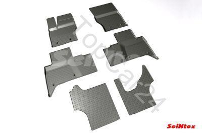 Резиновые коврики для Land Rover Discovery V