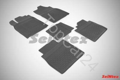 Резиновые коврики для Lexus ES VI