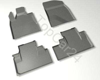 Резиновые коврики Lexus RX IV