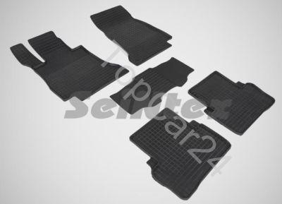 Резиновые коврики для Mercedes Benz E-Class W213