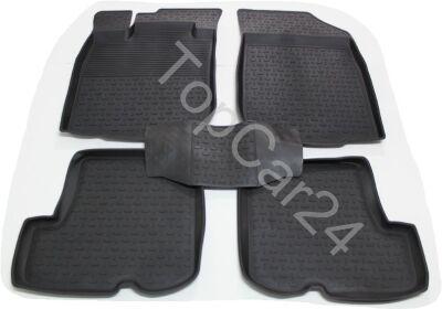 Резиновые ковры в салон Renault Sandero 1/Sandero Stepway 1