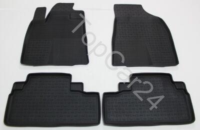 Резиновые коврики Lexus RX 350/450 (2009-2015)