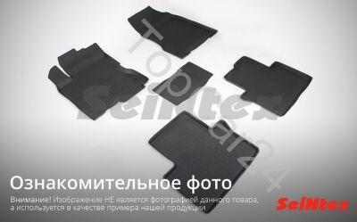 Резиновые коврики с высоким бортом для Subaru Outback V