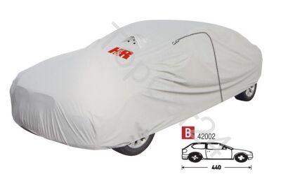 Защитный тент для легкового автомобиля CarFashion B (440 см.)